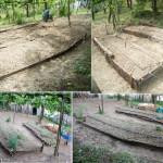 preparazione dei bancali e impianto irrigazione