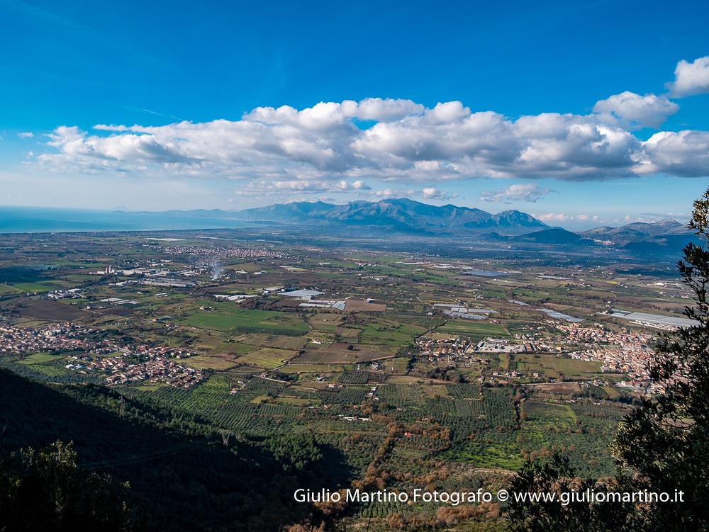Monte Massico. Eremo San Martino …rullino da 12 ;-)  19/1/2020