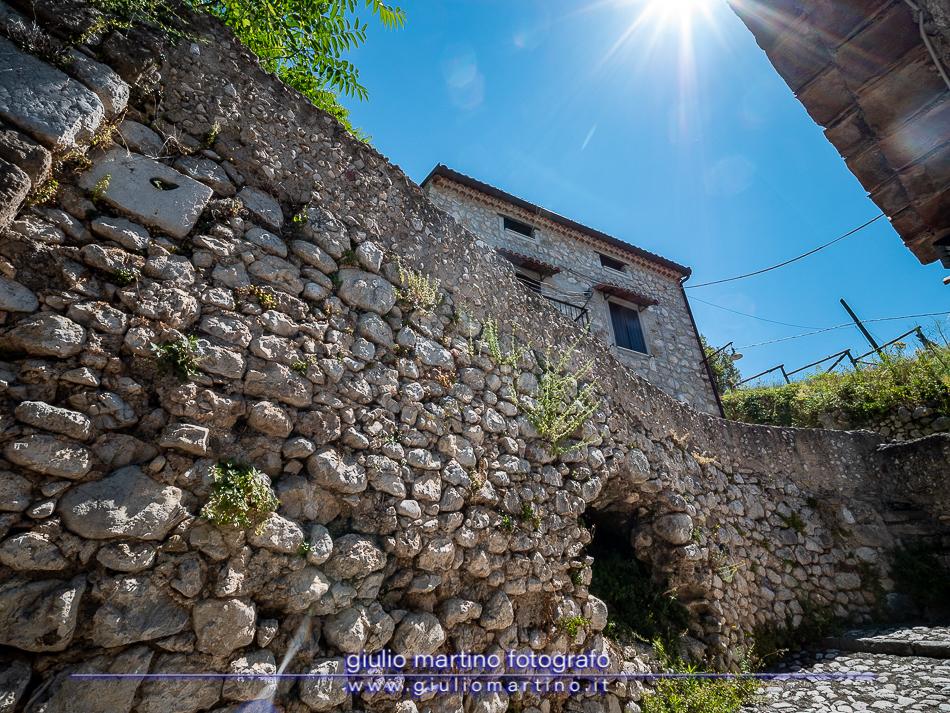 San Pietro Infine – sorgenti del Volturno – borgo Rocchetta Alta